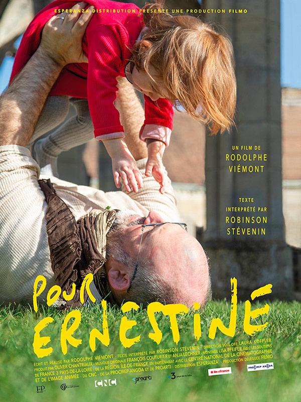 Affiche Pour Ernestine