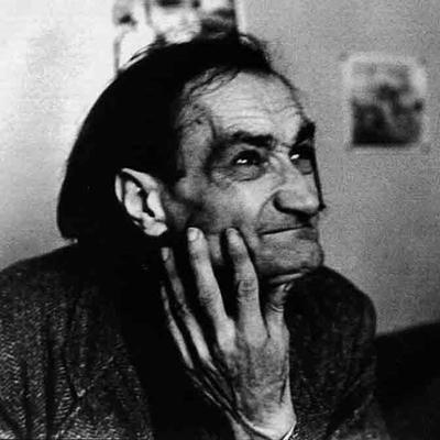 Antonin Artaud par Gérard Pastier